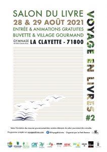 Salon du livre La Clayette