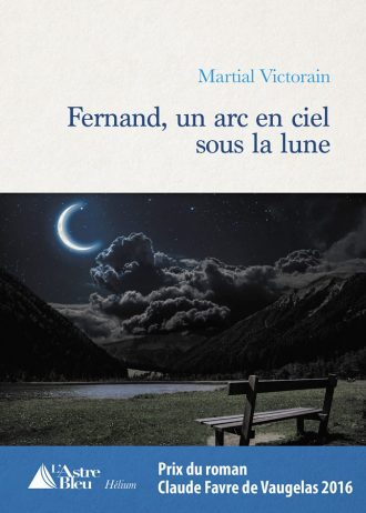 Fernand, un arc en ciel sous la lune